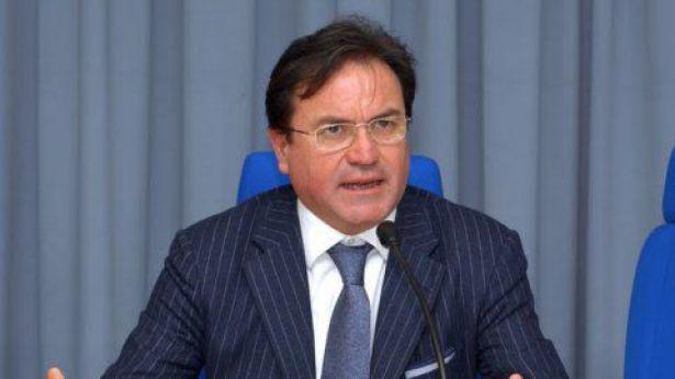 Nella foto, l'assessore regionale all'agricoltura Mauro Febbo