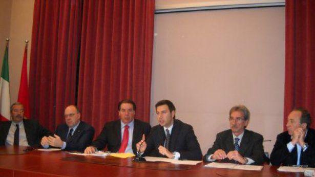 I Presidenti delle Province abruzzesi
