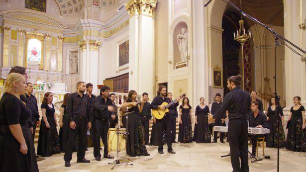 Il Coro Musica Quantica di Buenos Aires