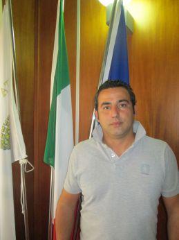 Fabio Raspa assessore comunale di San Salvo