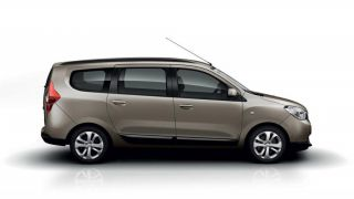 Dacia Lodgy 2013
