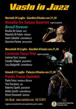 Vasto in jazz 2014