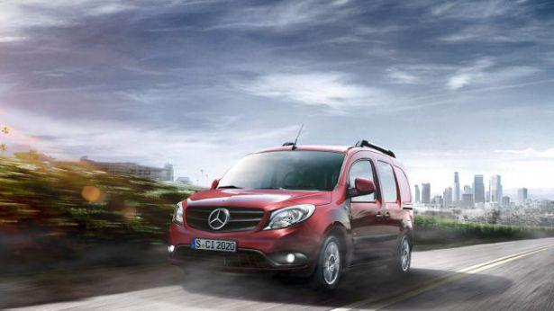 Mercedes Citan 1