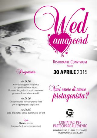 Wed Amarcord