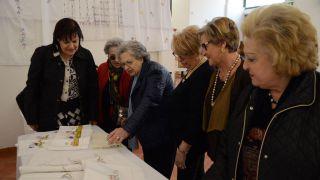 """Mostra: """"Nonne Artigianato e Solidarietà"""" - foto di Massimo Molino"""