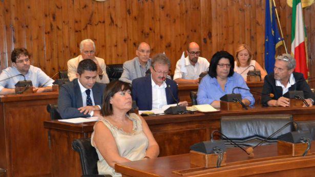 Foto storica: Comune di Vasto, il giorno della presentazione del nuovo ospedale di Vasto a Pizzitello