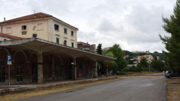 Vecchia stazione ferroviaria