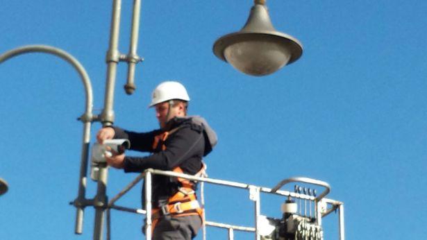 Videosorveglianza: installazione delle telecamere