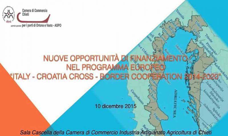 Nuove opportunit di finanziamento e cooperazione d affari for Settore della camera