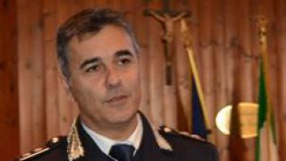 Giuseppe Del Moro, comandante Polizia Urbana