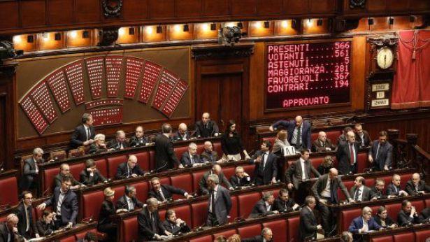 Parlamentari abruzzesi bocciati sulla trasparenza piazza for Notizie parlamento italiano