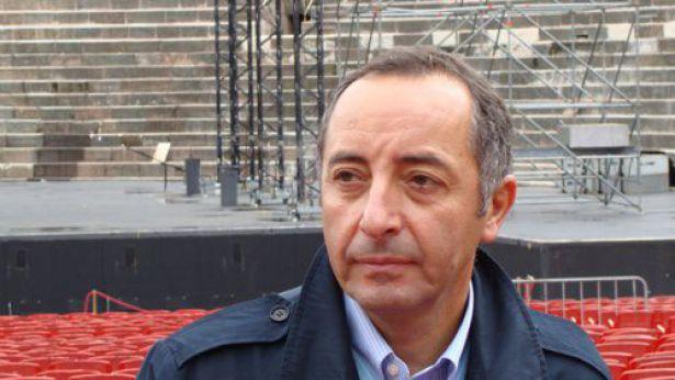 Il dott. Vincenzo Orsatti
