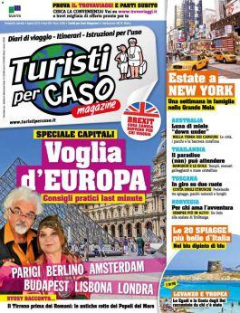 turisti per caso: punta penna tra le 20 spiagge top d'italia