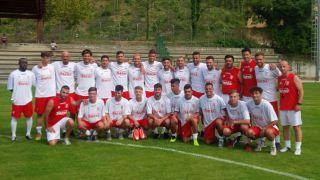 I calciatori della Vastese