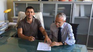 L'assessore Silvio Paolucci con il dott. Angelo Muraglia