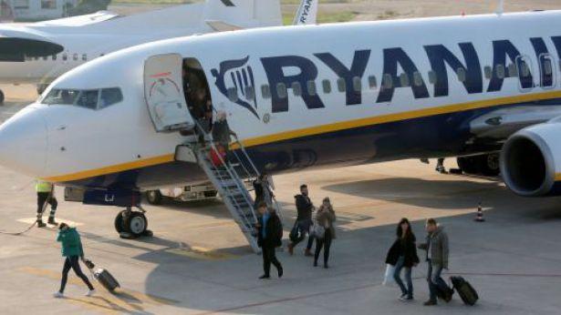 Aereo della Ryanair