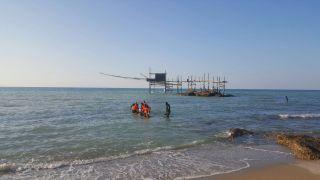 Punta Aderci: recupero disperso