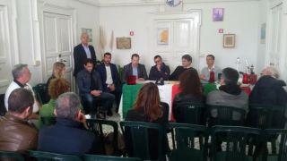 Presentazione dell'evento a Punta Penna