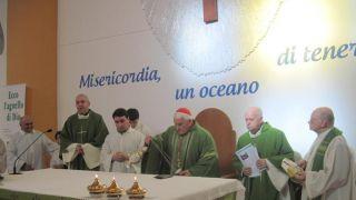 Inizio della Celebrazione Eucaristica