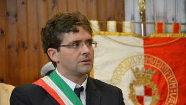 Il Sindaco Francesco Menna