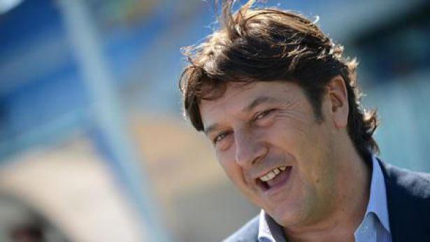 Sebastiani, presidente della Pescara Calcio