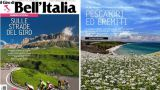La copertina di Bell'Italia