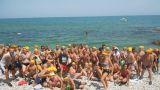 """I partecipanti alla """"Coast to Coast"""""""