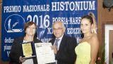 La poetessa Lucia Desiati premiata all'Histonium