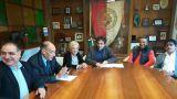 Comune: conferenza del sindaco Menna