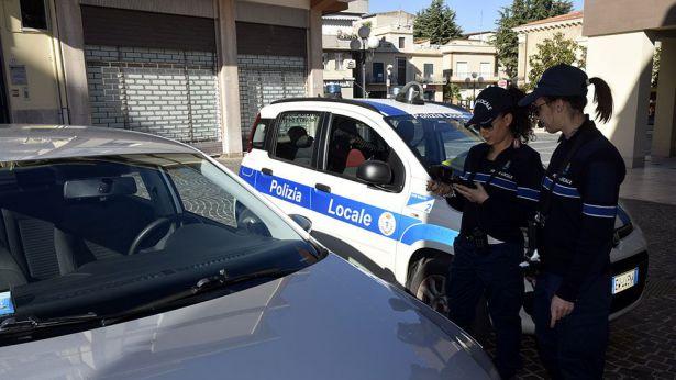 San Salvo: Polizia Urbana
