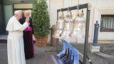 Papa Francesco e mons. Bregantini