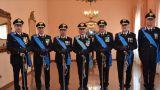 Giuramento sottufficiali dell'Arma dei Carabinieri