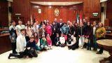 Erasmus: le delegazioni ricevute a Palazzo di Città
