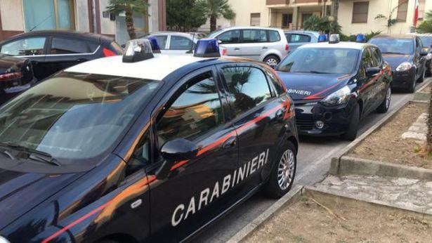 Carabinieri: la caserma di Vasto