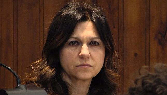 La dott.ssa Lucia Perilli