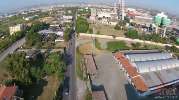 L'area industriale di San Salvo