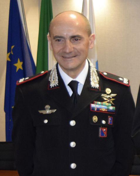 Domani Vasto saluterà il Gen  Michele Sirimarco - Piazza
