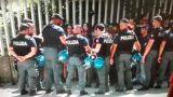 Polizia e anarchici