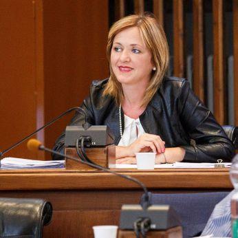 L'assessore Paola Cianci