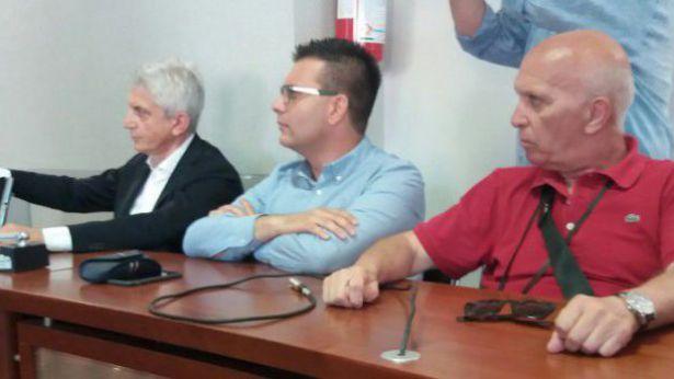 I Consiglieri comunali del PD di San Salvo