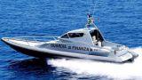 Mezzo navale della Guardia di Finanza