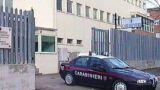 La Caserma dei Carabinieri di Chieti Scalo
