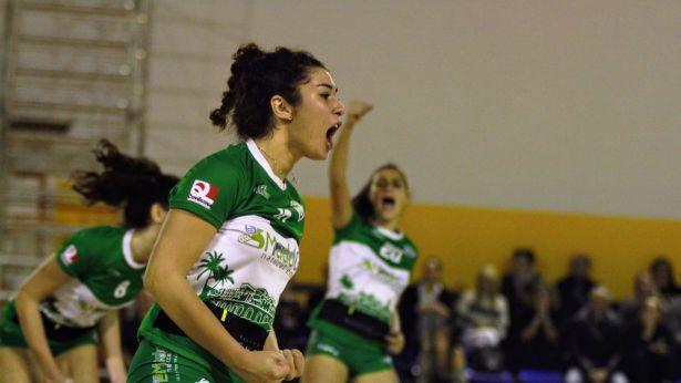 San Gabriele Volley: la Russo