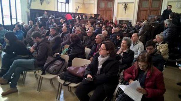 La seduta del Consiglio Comunale di Chieti