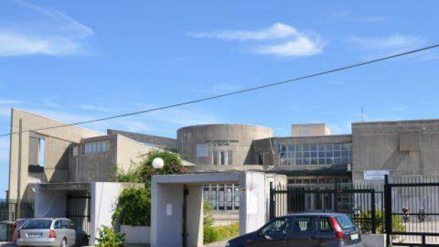 """La sede del Liceo """"Mattioli"""" di Vasto"""