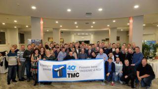 TMC: foto ricordo per i 40 anni