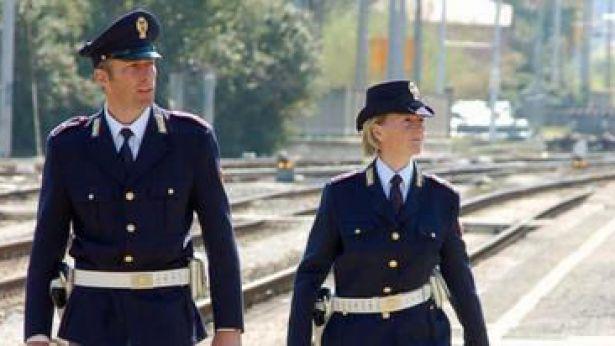 Agenti della Polfer
