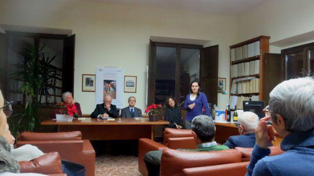 Presentazione del libro di Gabriella Izzi Benedetti