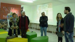 L'incontro di ieri all'Istituto Palizzi