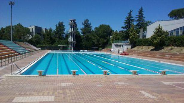 La piscina di Chieti